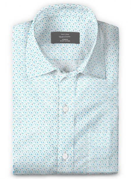 Italian Cotton Aleva Shirt