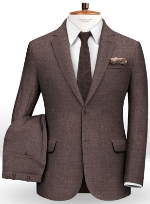 Italian Wool Cotton Thor Suit