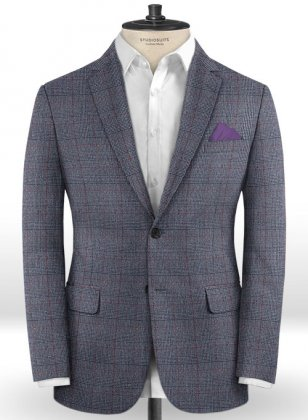 Caccioppoli Dapper Dandy Lionni Blue Jacket