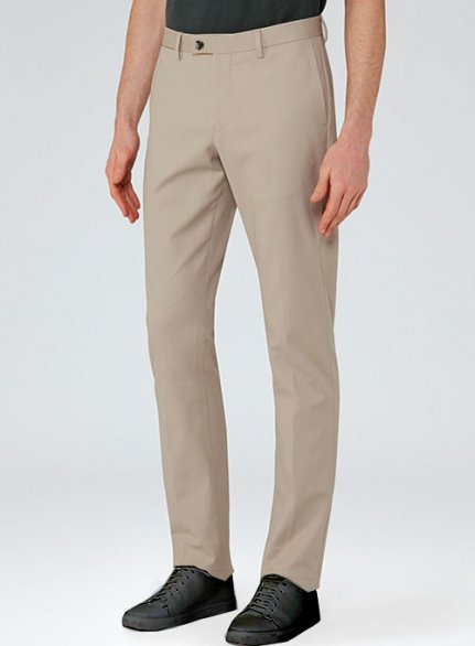 Tailored Heavy Chino Dress Pants