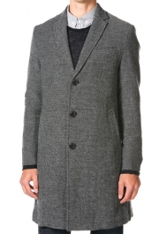 Tweed Long Coat