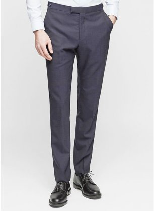 Italian Fabric Wool Pants