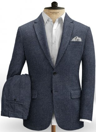 Italian Tweed Aladino Suit