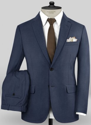 Caccioppoli Sun Dream Zoncci Blue Suit