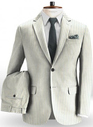 Italian Cotton Indol Suit