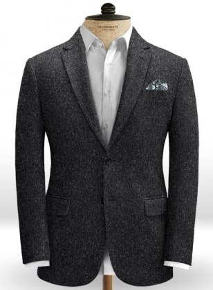 Italian Tweed Modica Jacket