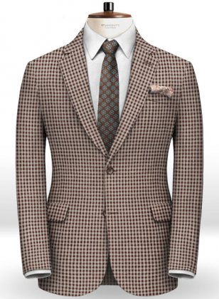 Italian Tweed Noga Jacket