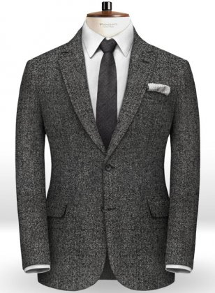 Italian Tweed Aloo Jacket