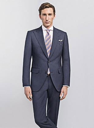 Ermenegildo Zegna Wool Suits - Pre Set Sizes - Quick Order