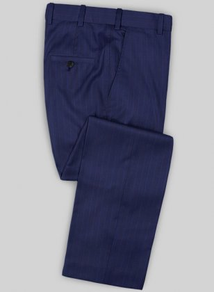 Caccioppoli Sun Dream Frozo Blue Pants