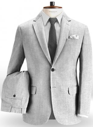 Italian Cotton Linen Fulra Suit