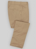 Twillino Khaki Tailored Chinos