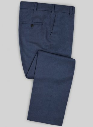 Caccioppoli Sun Dream Ink Blue Pants