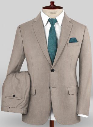Caccioppoli Sun Dream Sinipo Brown Suit