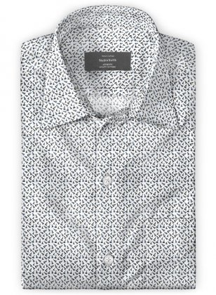 Italian Cotton Velaro Shirt