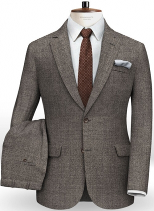 Italian Wool Garo Suit