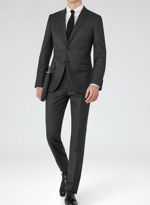 Worsted Wool Suits