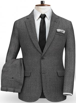 Italian Wool Incapo Suit