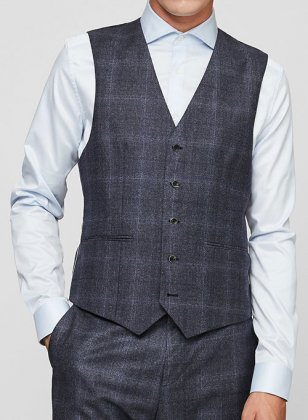 Tweed Waist Coat