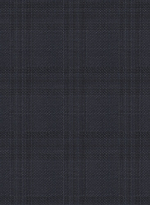 Napolean Glen Dark Blue Wool Suit
