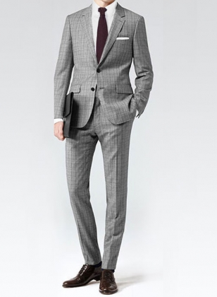 The Napolean Wool Collection Suits - Pre Set Sizes - Quick Order