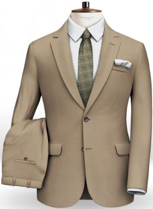 Italian Cotton Circo Suit