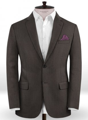 Italian Wool Fahoz Jacket