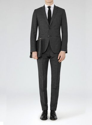 Huddersfield Pure Wool Suit