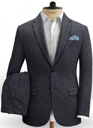 Italian Tweed Ivone Suit
