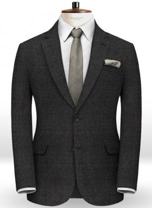 Italian Tweed Vinco Jacket