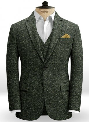 Yorkshire Green Tweed Jacket