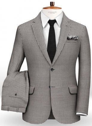 Italian Wool Silk Olo Suit