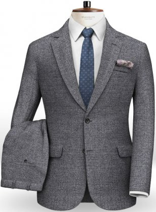 Italian Tweed Alto Suit