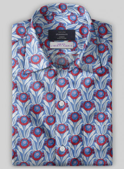 Liberty Silori Cotton Shirt