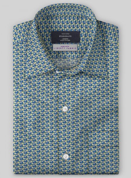 Liberty Asano Cotton Shirt