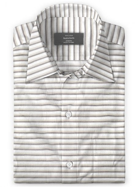 Italian Cotton Elggia Shirt