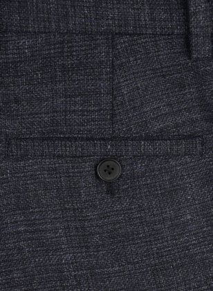 Vintage Glasgow Blue Tweed Pants