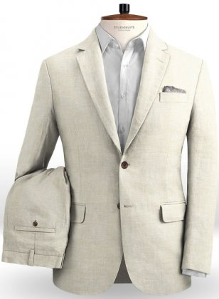 Solbiati Tropical Linen Suit