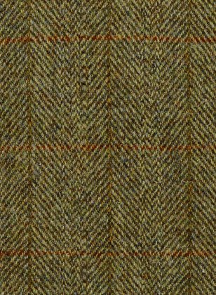Harris Tweed Country Brown Check Suit