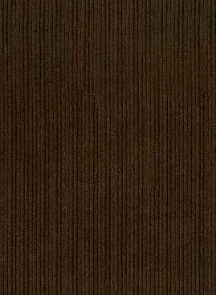 Rich Brown Thick Corduroy Suit