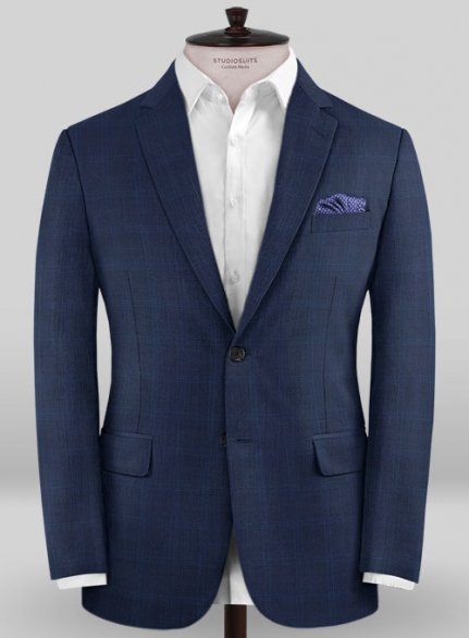 Caccioppoli Sun Dream Lenina Blue Jacket