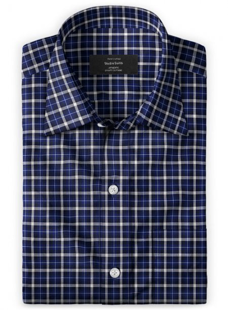 Italian Cotton Aldi Shirt