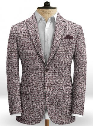 Italian Tweed Dalmazio Jacket