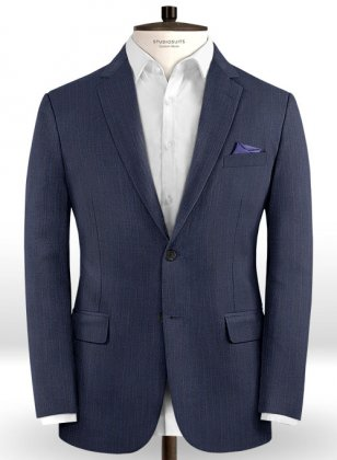 Caccioppoli Dapper Dandy Osotti Blue Jacket