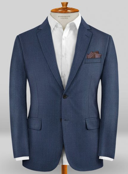 Caccioppoli Sun Dream Ink Blue Jacket