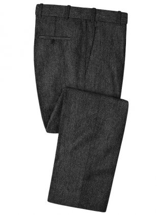 Italian Tweed Alinco Pants