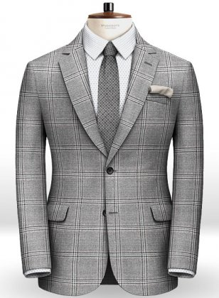 Italian Tweed Bolli Jacket