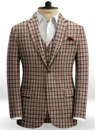 Dorset Checks Tweed Jacket