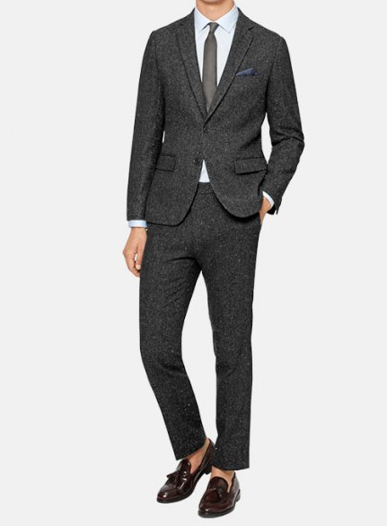 Donegal Tweed Suit