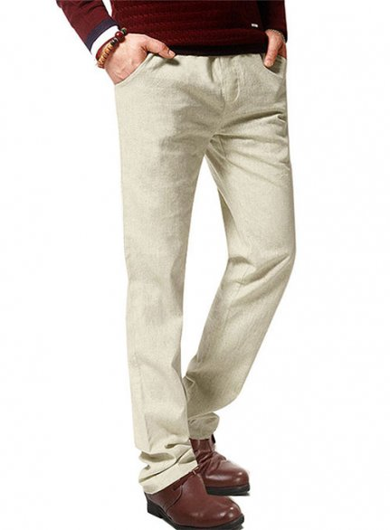 Linen Pants - Pre Set Sizes- Quick Order